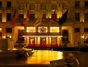 The Plaza Hotel [10 am-2 am]